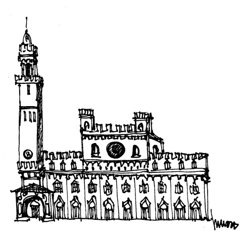 Pitti Palace Firenze @mwoodpen
