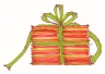 M WOOD STRIPED GIFT BOX jpg