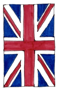 travel m wood union jack