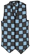 bountiful checkered vest