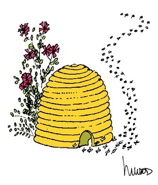 Beehive @mwoodpen