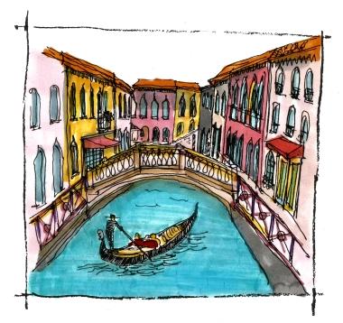 1 VENICE Gondola*