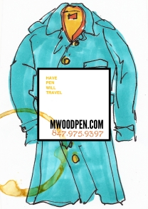m wood pen biz card 2013