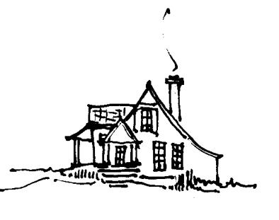 cozy cottage, m wood