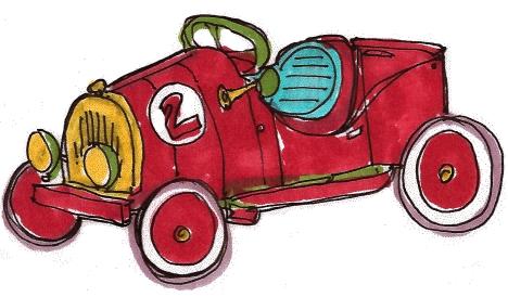 motor car, m wood