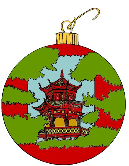 shanghai christmas, m wood
