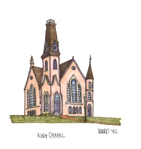 m wood cornell college king chapel