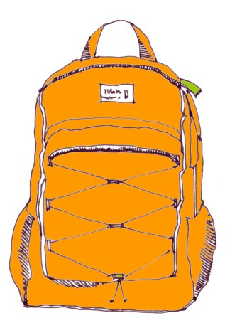 Backpack @mwoodpen