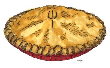 Apple Pie @mwoodpen