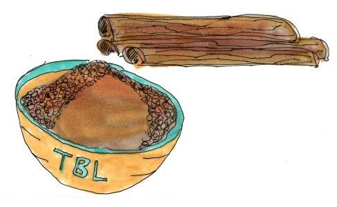 m wood cinnamon
