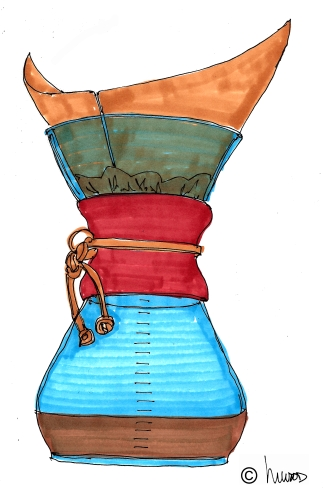 m wood drip coffee