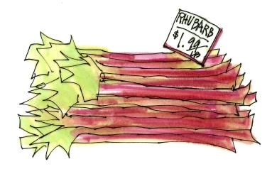 m wood rhubarb