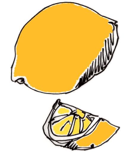 Lemon @mwoodpen