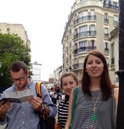 Montmartre Wanderings