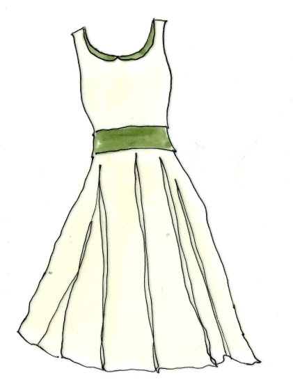 london fashion spring dress
