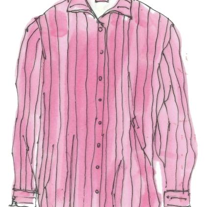 london fashion thomas pink shirt