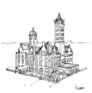 m wood nashville union station