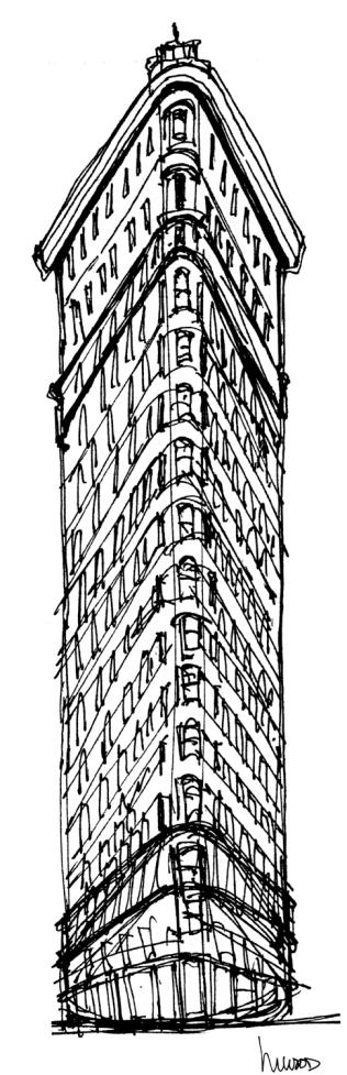 m wood nyc flatiron building