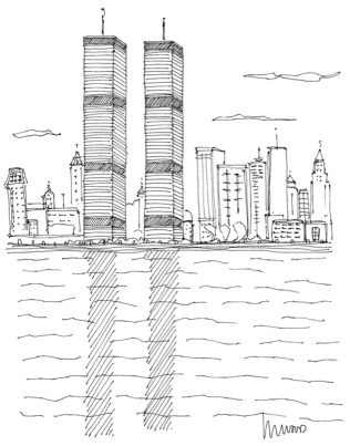 m wood nyc twin towers