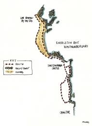 C&K RAMBLE MAP FEB 16