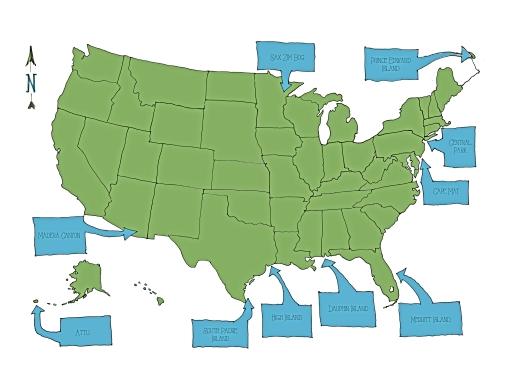 m wood birding map
