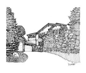 m wood colorado house