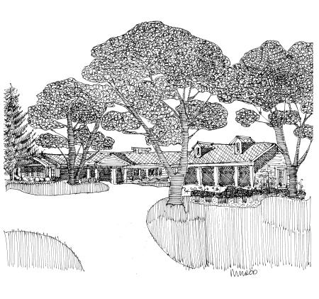m wood connecticut house