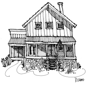 m wood farm studio