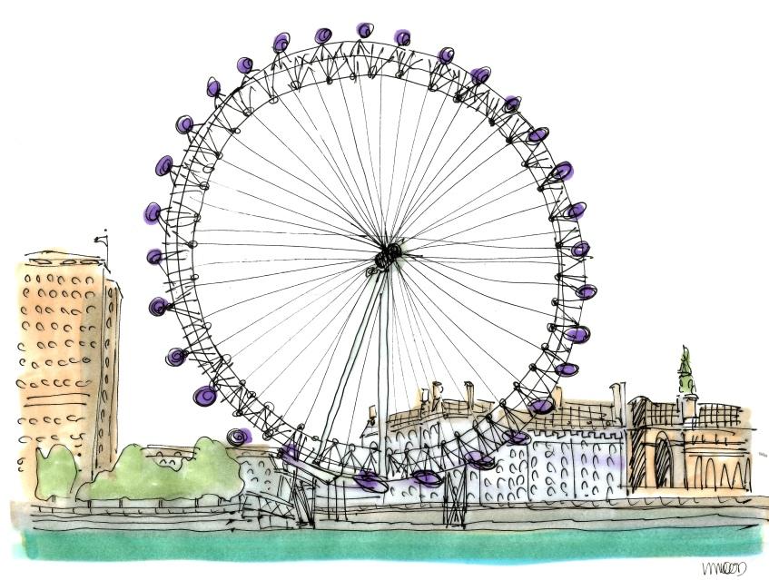 LONDON EYE B1-052