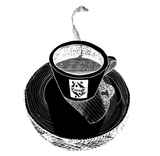 M WOOD CAFFE 5