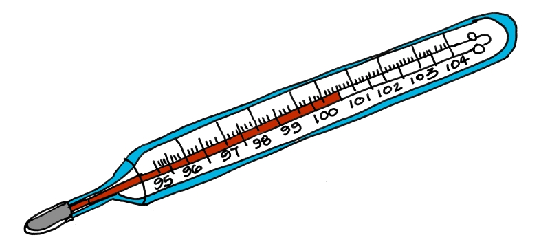 GSH *19 THERMOMETER