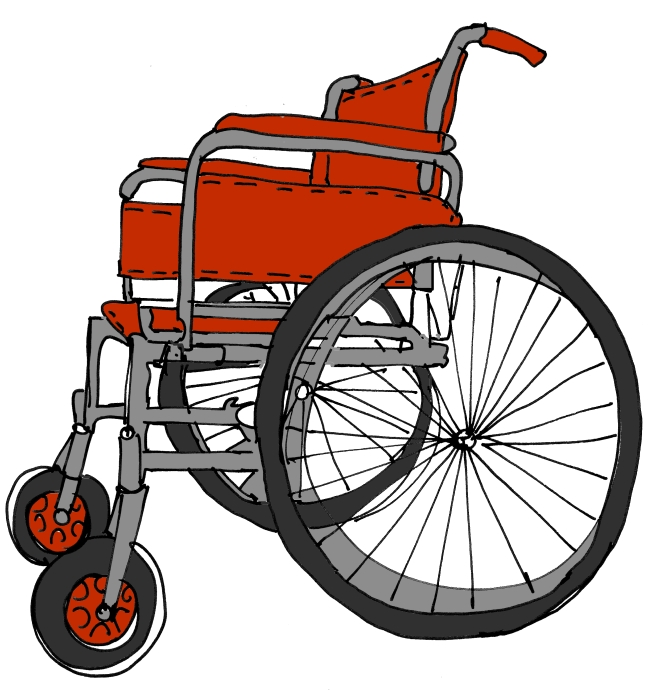 GSH *20 WHEELCHAIR