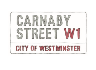 M WOOD LONDON CARNABY STREET
