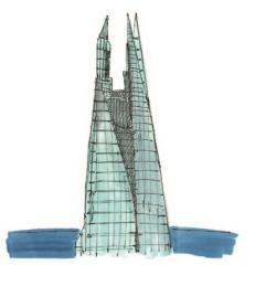 M WOOD LONDON SHARD