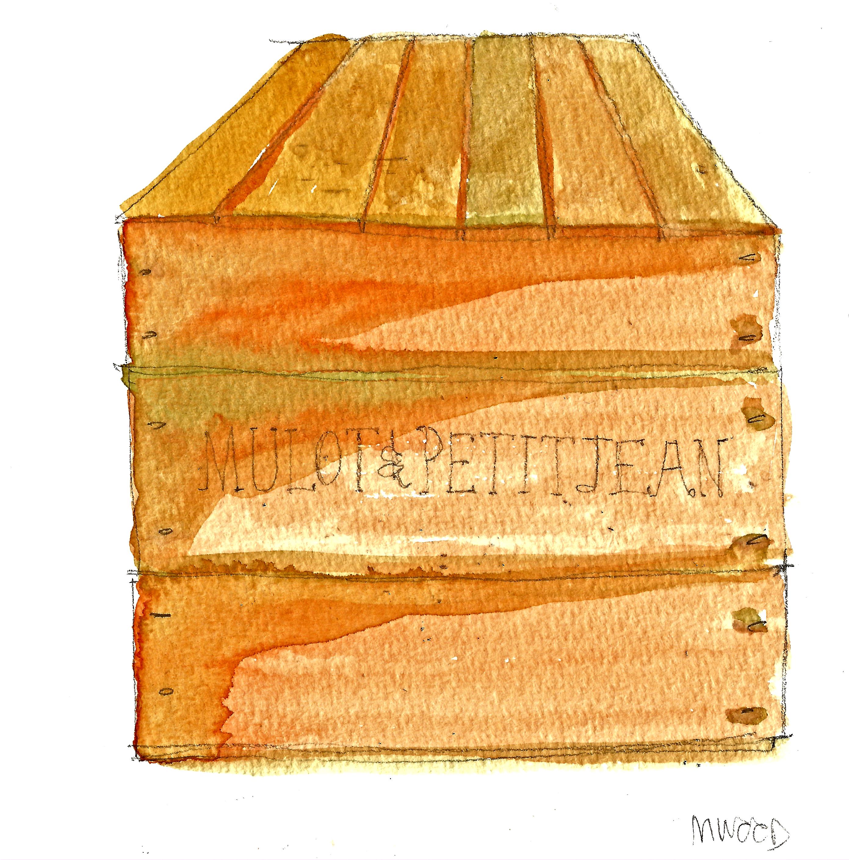 aperitifs crate m wood pen. Black Bedroom Furniture Sets. Home Design Ideas