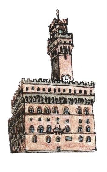 ITALY FLORENCE PITTI PALACE