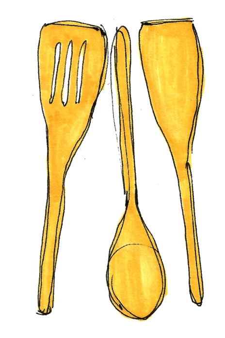 Wooden Spoons @mwoodpen