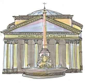 PANTHEON A ROMA