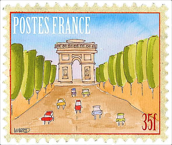 POSTES FRANCE 35F
