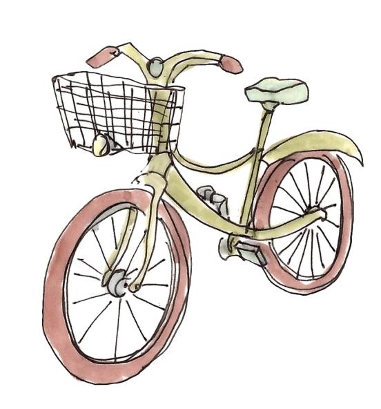 Beach Bike @mwoodpen