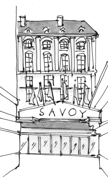 The Savoy @mwoodpen