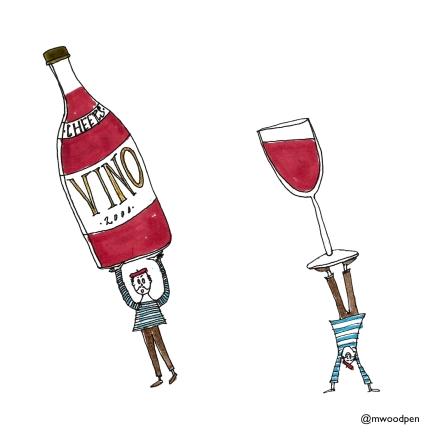 Vino Brothers @mwoodpen
