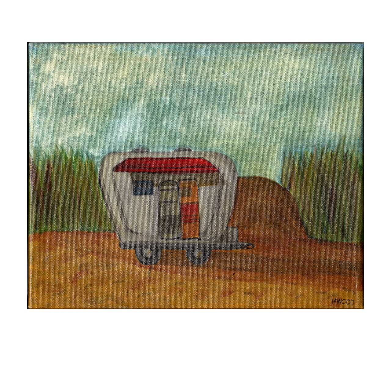 M WOOD AIRSTREAM DREAMS BEACH GRASS insta