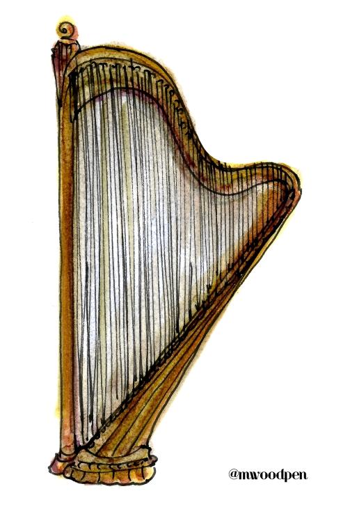 Harp @mwoodpen