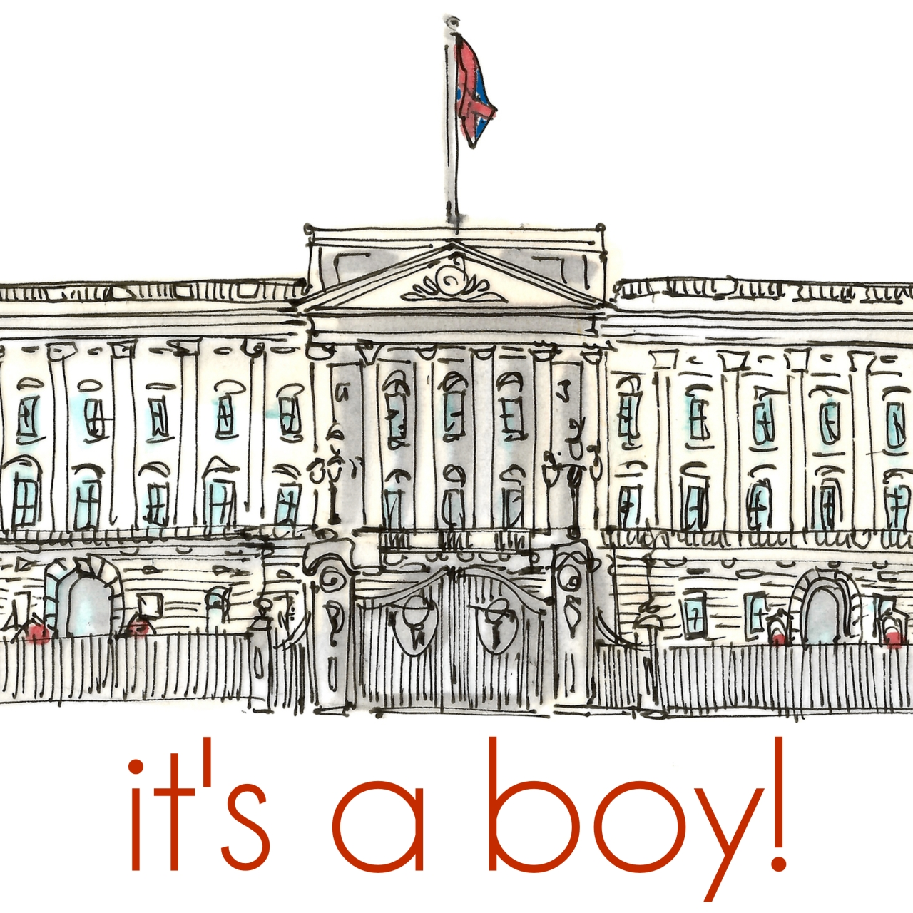 BUCKINGHAM ITS A BOY 4 23 18